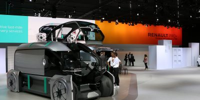 Renault Trucks al Salone di Hannover 2018