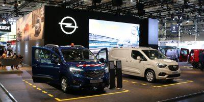 Opel al Salone di Hannover 2018