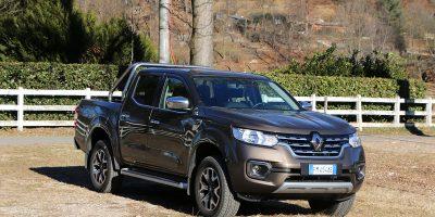 Renault Alaskan, la prova su strada del pick-up francese