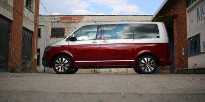 Volkswagen Multivan, la prova del nuovo Bulli 6.1