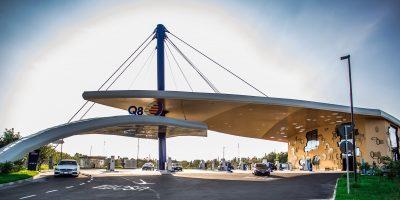 Inaugurata a Paderno Dugnano la flagship station di Q8