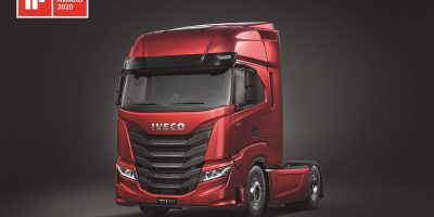 Iveco, l'S-Way conquista l'iF Design Award 2020