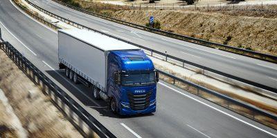Germania: zero pedaggio per i truck a gas naturale (Iveco)