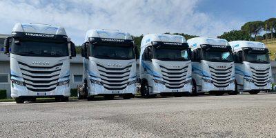 IVECO S-Way: nuovi veicoli alimentati a gas naturale per Fulvi Trasporti