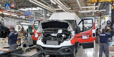 Iveco, riparte la produzione in Italia e Spagna
