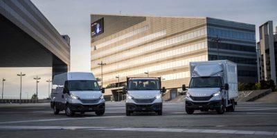 Iveco lancia l'S-Way e il Daily 2021