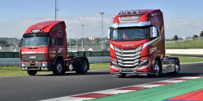 IVECO S-WAY TurboStar presentato a Misano