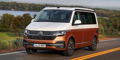 Volkswagen, il nuovo California 6.1