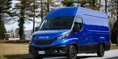 Iveco Daily: le foto e i dati del nuovo furgone torinese