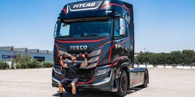 Iveco Fit Cab: il camion per il fitness