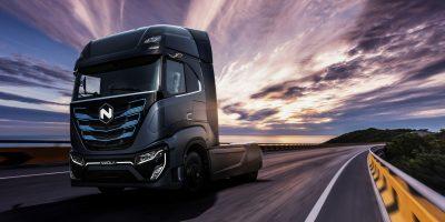 Nikola Tre: un camion elettrico basato sull'Iveco S-Way