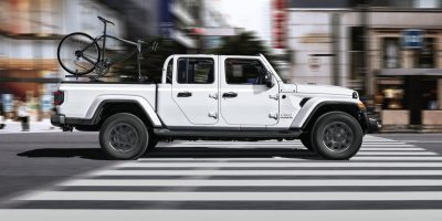 Jeep Gladiator, al via gli ordini del nuovo pick-up