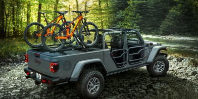 Jeep Gladiator: arrivano gli accessori Mopar