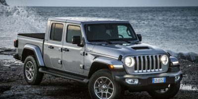 Jeep Gladiator. Il nuovo pick-up in Europa