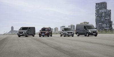 Rinnovata la gamma LCV di Nissan