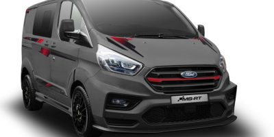 Ford Transit Custom MS-RT R185: van tuning