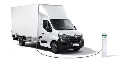 Nuovo Renault Master Z.E. elettrico: caratteristiche, autonomia e prezzi