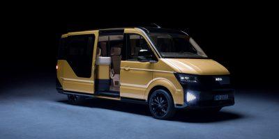 MOIA: il futuro del ride pooling secondo Volkswagen