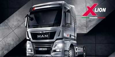 MAN TGX: arriva la nuova versione XLION Italia