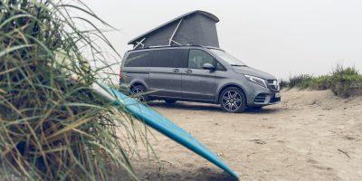 Van Life: Marco Polo, il mezzo per chi ama il surf