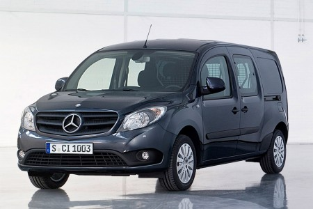 Mercedes Citan Mixto