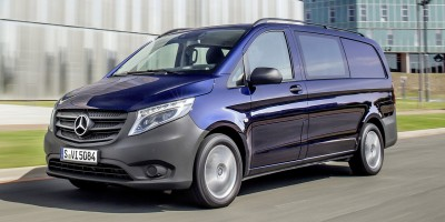 Mercedes Vito 2.2 116 CDI PC Tourer Base Compact