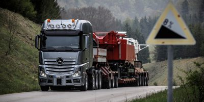Daimler a Bauma 2019