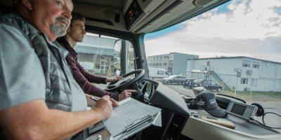 Mercedes-Benz TruckTraining: il corso di guida per autisti