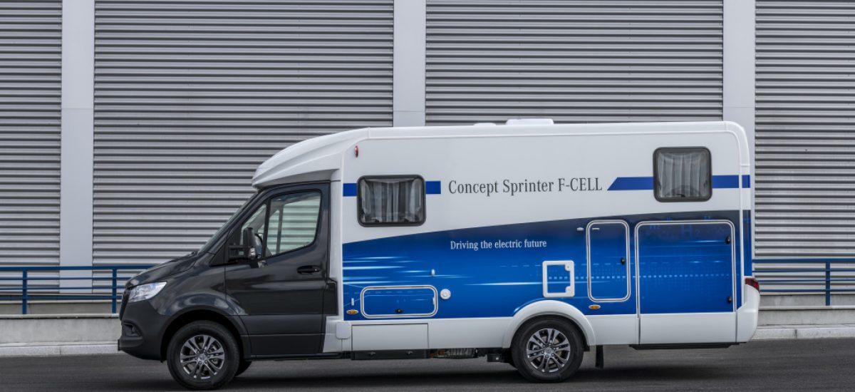 Mercedes-Benz Vans Sprinter F-Cell