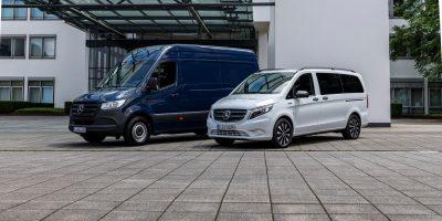 Mercedes-Benz Vans, le novità del 2020