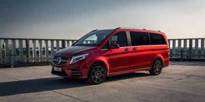 Mercedes-Benz Vans partner e sponsor del premio Velista dell'Anno FIV 2019