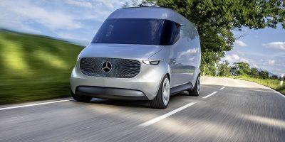 Mercedes-Benz Vans all'Open Innovation Forum 2017