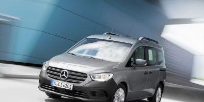 Ecco il nuovo Citan, il Van compatto di Mercedes-Benz
