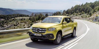 Classe X: le dimensioni, i motori e i prezzi del pick-up Mercedes