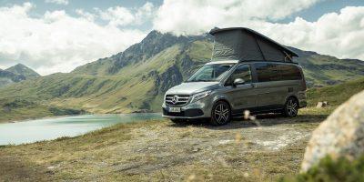 Mercedes al Salone del Camper 2019