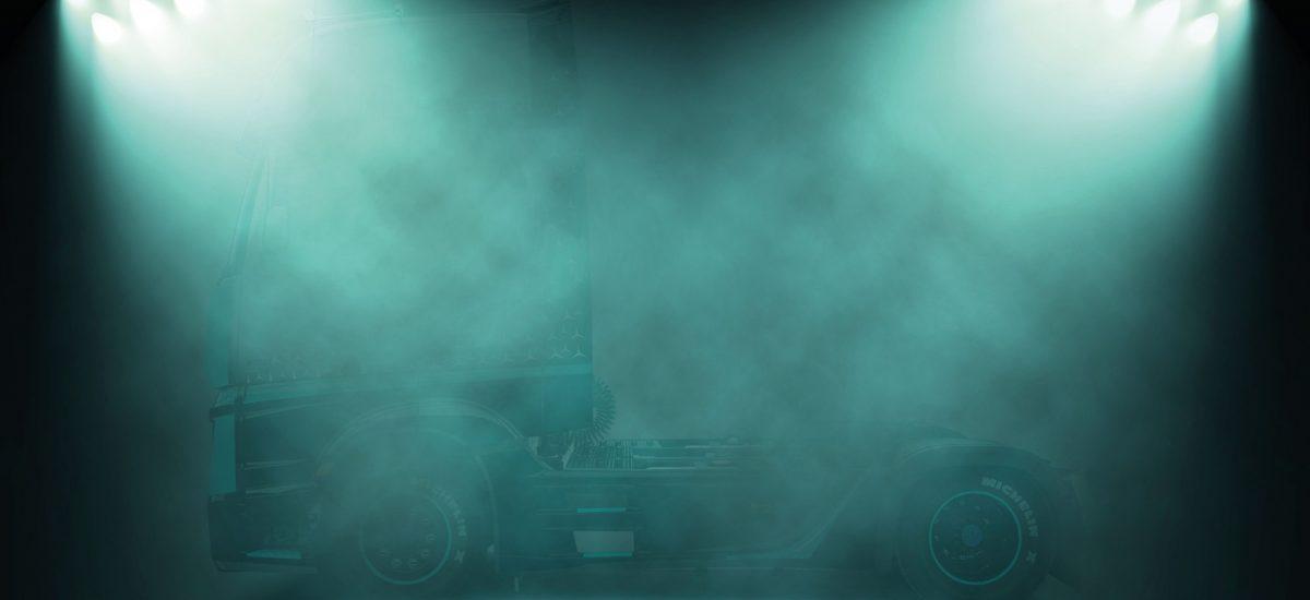 Mercedes Weekend camionista 2019