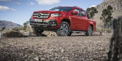 Mercedes Classe X: test drive del pick-up della Stella