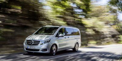 Mercedes: Ecobonus per la classe V