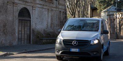 Mercedes-Benz Italia Vans: accordo con Airlite
