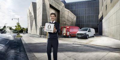 Promozioni Mercedes-Benz Vans: Vito e Sprinter ad anticipo zero