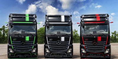 Mercedes-Benz Trucks una nuova Edizione Speciale personalizzabile