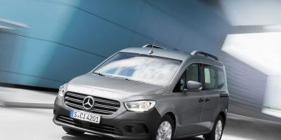 Nuovo Mercedes-Benz Citan pronto per la vendita