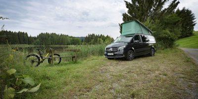 Salone del Camper di Düsseldorf 2021: il padiglione di Mercedes-Benz