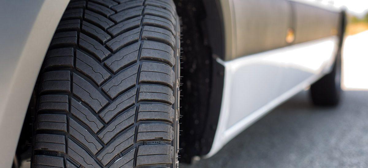 Michelin Agilis CrossClimate test drive