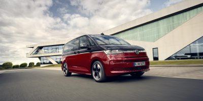 Il Red Dot Award: Product Design al nuovo Multivan
