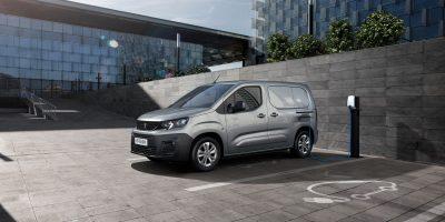 Il Nuovo Peugeot e-Partner elettrico arriva in Italia
