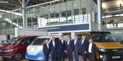 Volkswagen Veicoli Commerciali: numeri e sfide