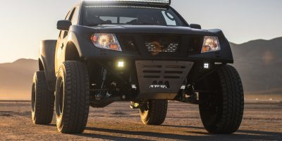 Nissan Frontier Desert Runner Concept: il pick-up pronto a tutto