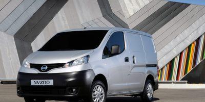 Nissan NV200: i prezzi del veicolo commerciale giapponese