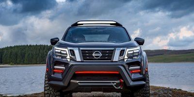 Nissan Navara Dark Sky Concept, il pick-up per gli astronomi